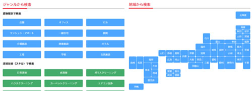 会社検索システム